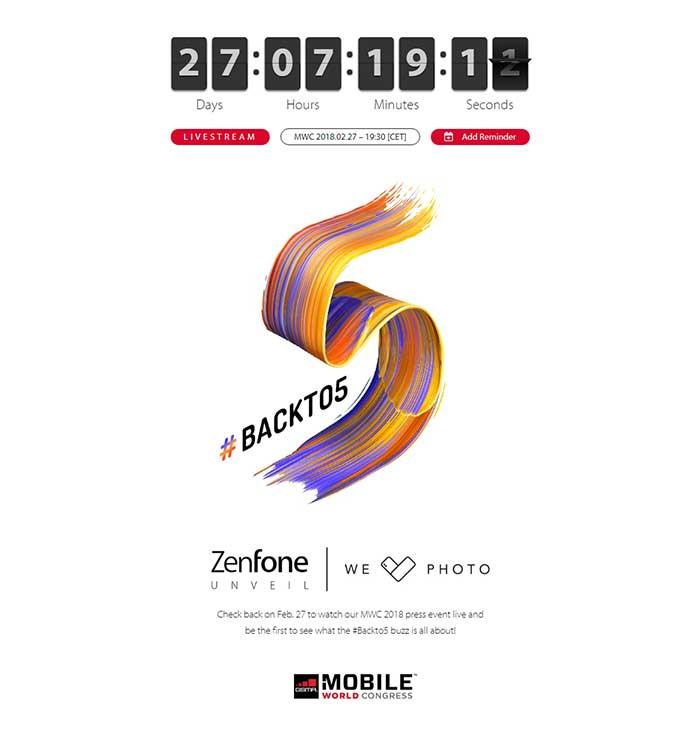 zenfone 5 serie