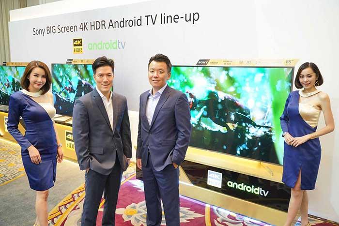 BRAVIA 4K HDR OLED TV