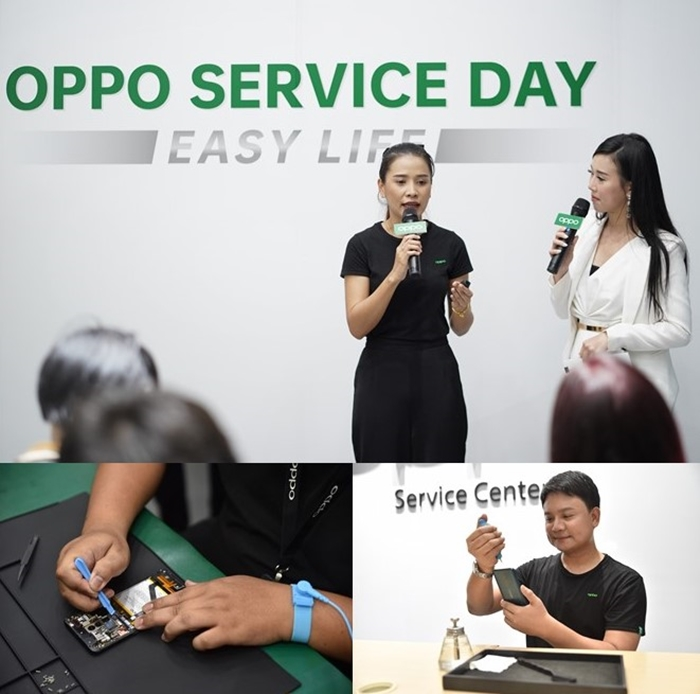 OPPO Service Day