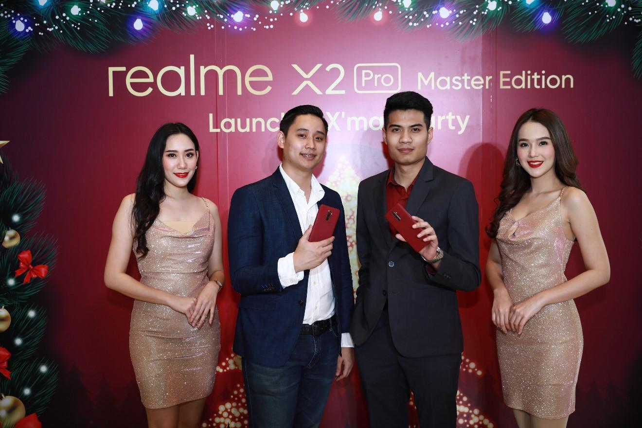 realme X2 Pro Master Edition